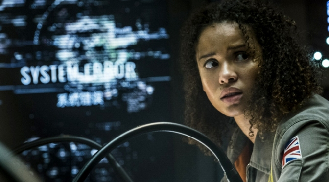 Review: The Cloverfield Paradox (2018)